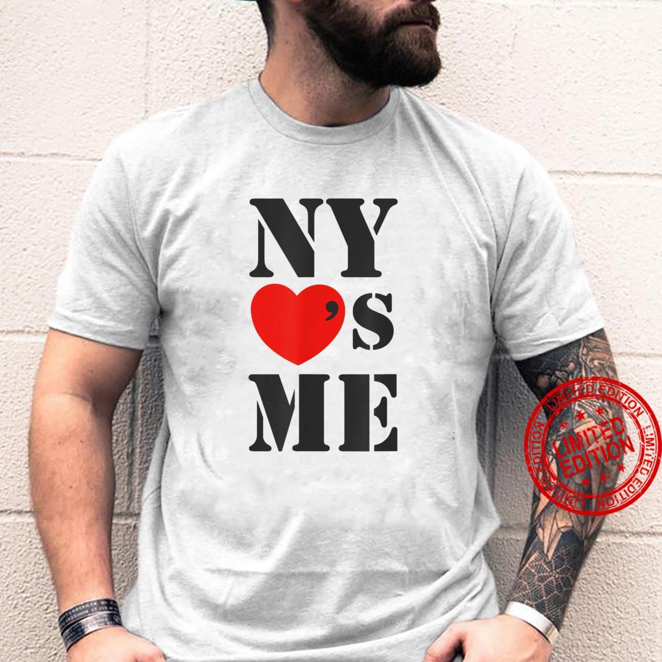 Cool Fun NY loves ME Shirt