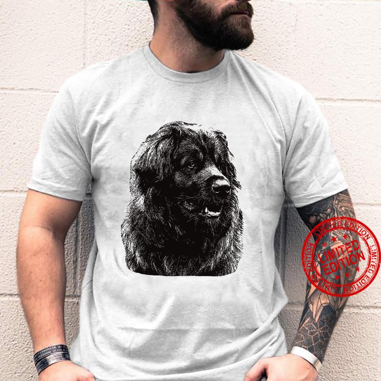 Leonberger Langarmshirt Shirt