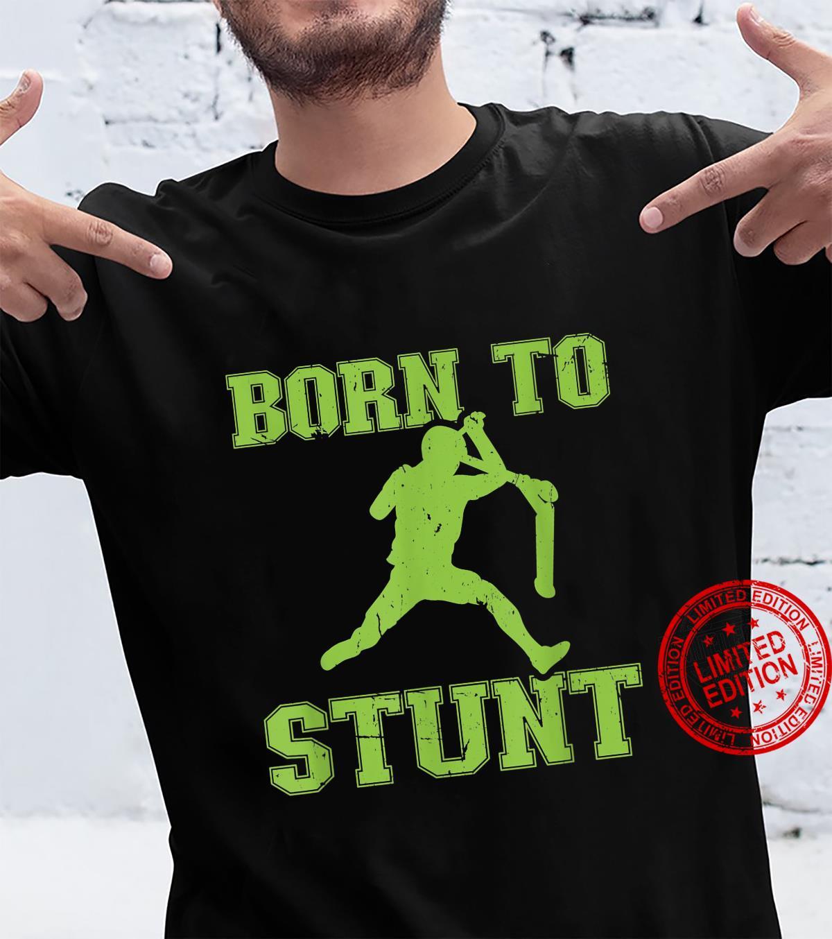 Stunt Scooter Rider Shirt
