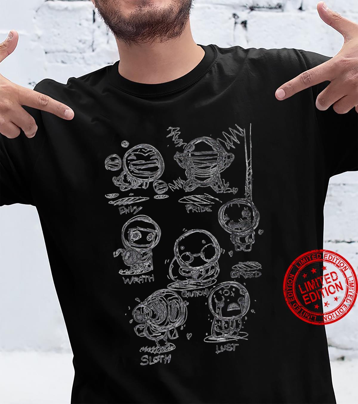 The Bindinf Isaac Shirt