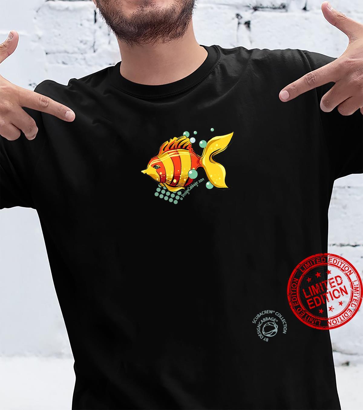 Tropical Fish Original Shirt