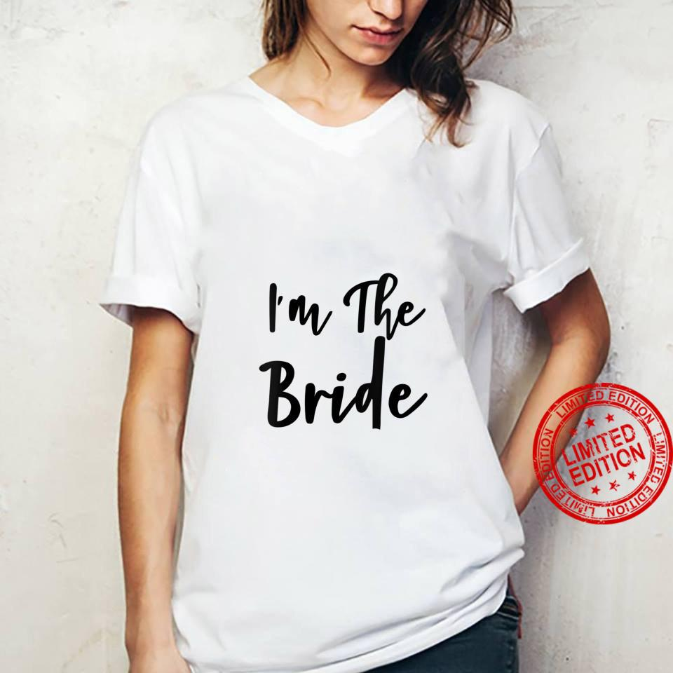 Womens I'm The Bride Bridal Hen Party Do Night Shirt ladies tee