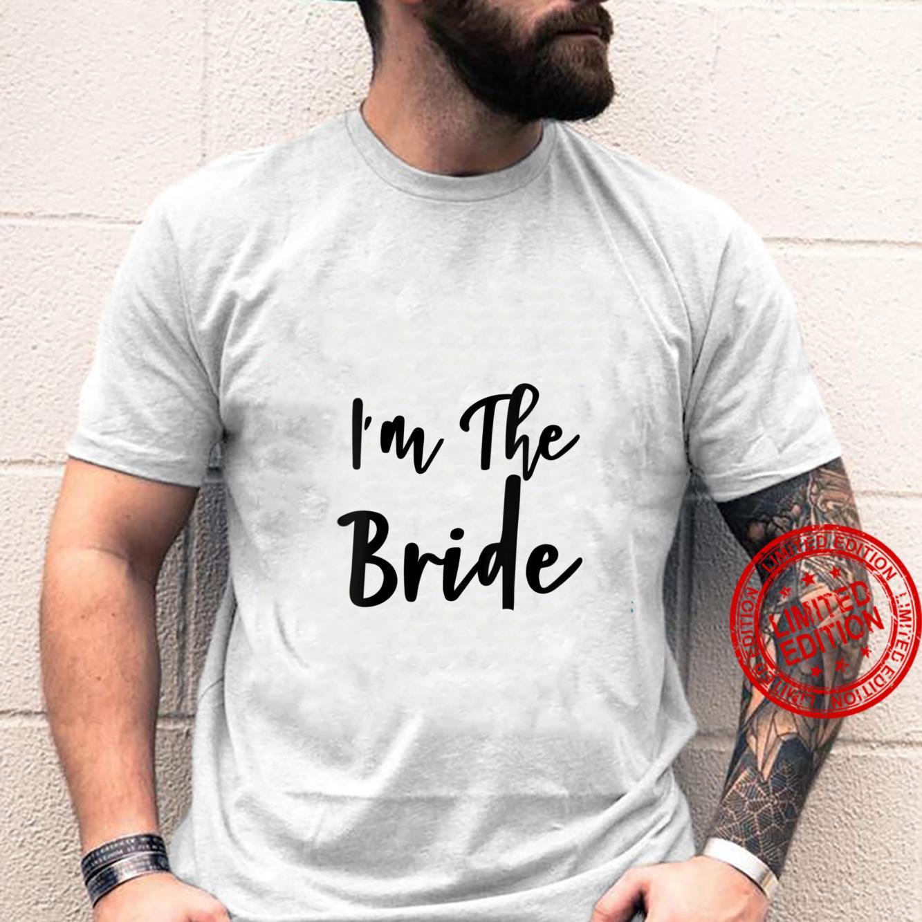Womens I'm The Bride Bridal Hen Party Do Night Shirt
