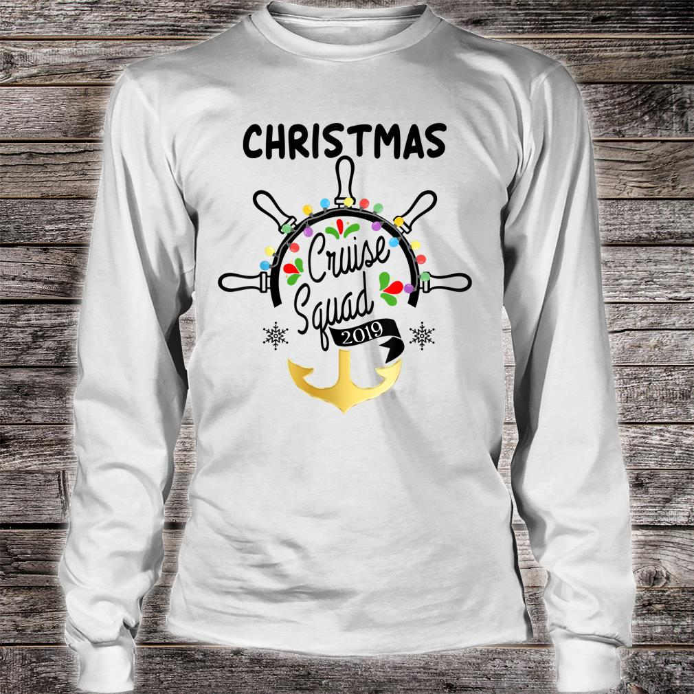 Official Christmas Cruise Family Matching Group Holiday Vacation Shirt Hoodie Tank Top And Sweater