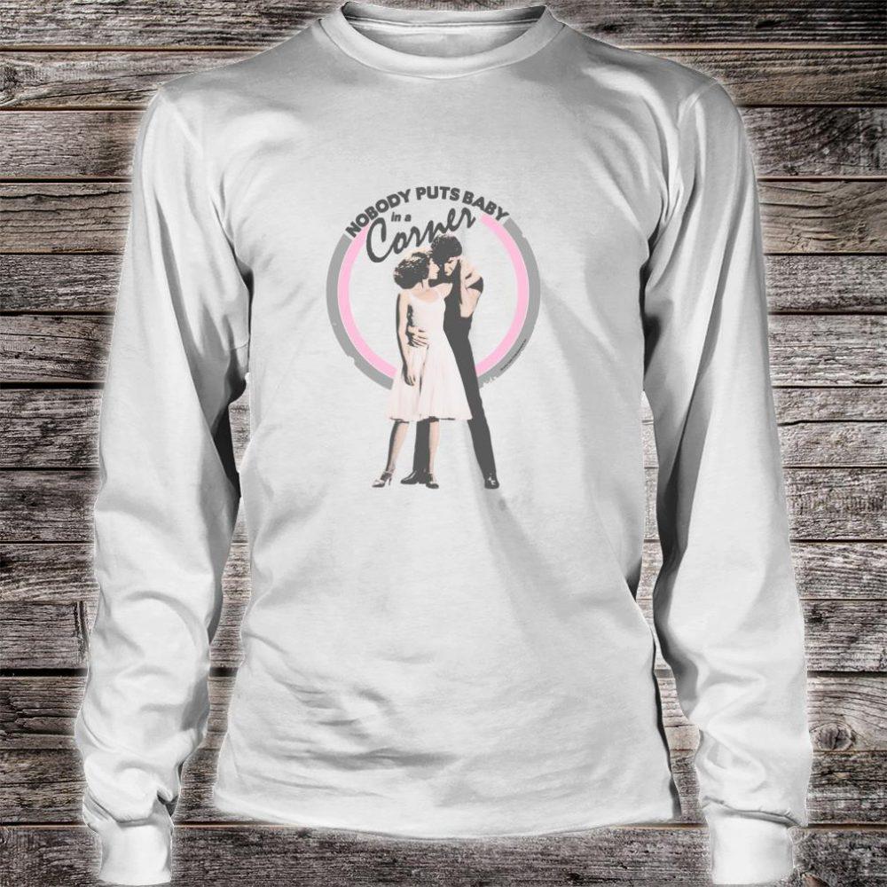 Dirty Dancing Baby in a Corner Shirt long sleeved