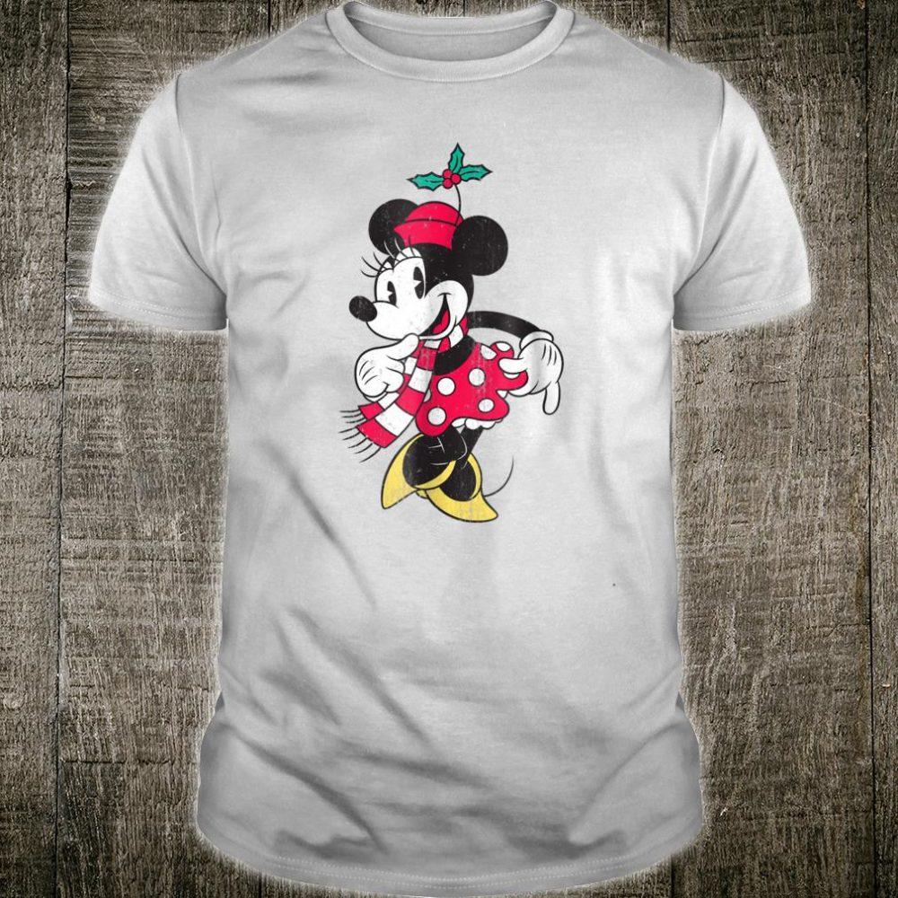 Disney Minnie Mouse Christmas Shirt