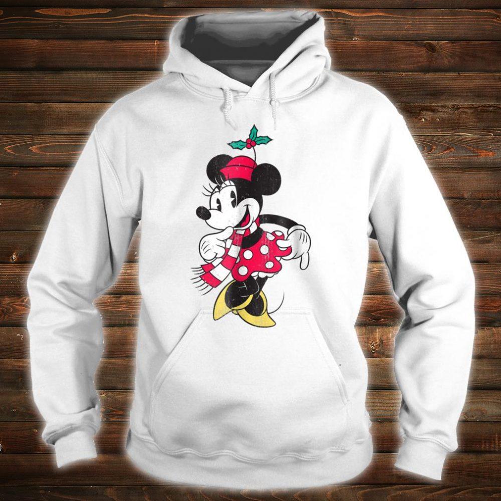 Disney Minnie Mouse Christmas Shirt hoodie