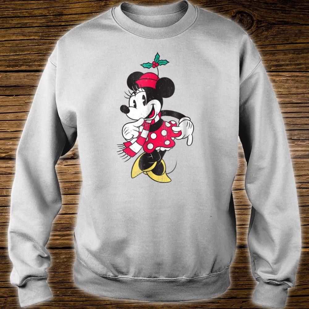 Disney Minnie Mouse Christmas Shirt sweater