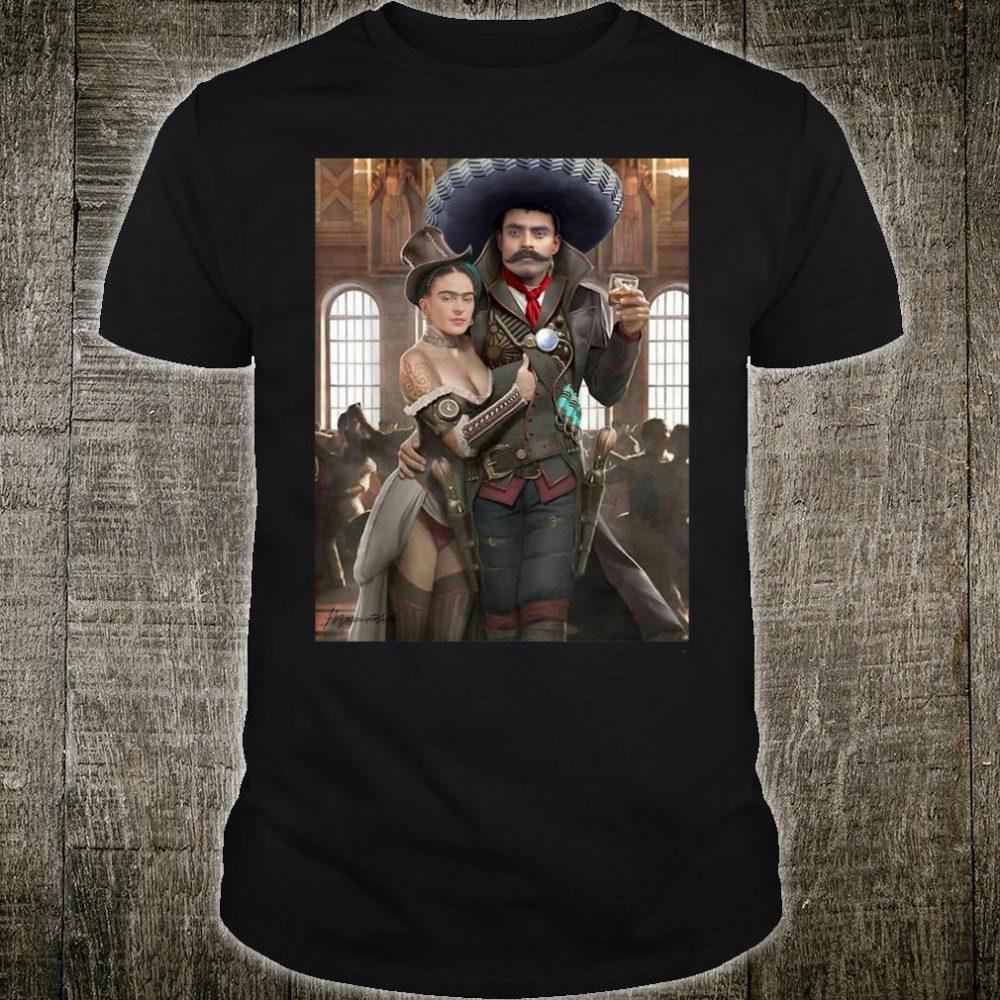 EMILIANO ZAPATA MEXICAN CANTINA Shirt