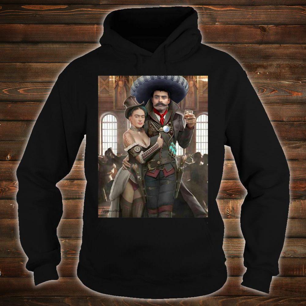 EMILIANO ZAPATA MEXICAN CANTINA Shirt hoodie