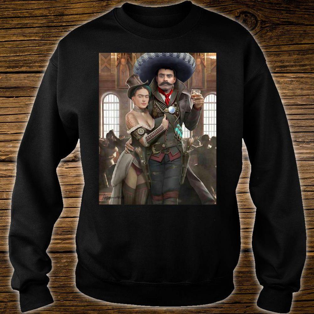 EMILIANO ZAPATA MEXICAN CANTINA Shirt sweater