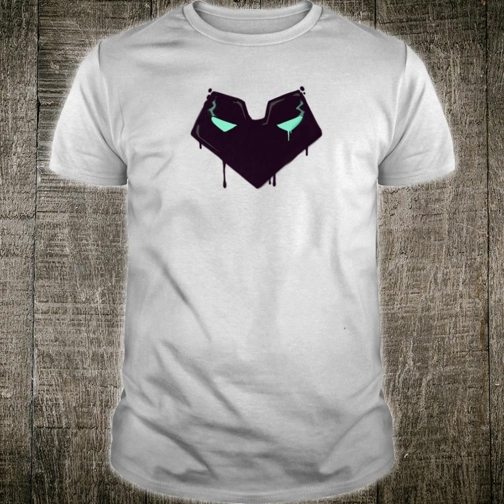 Fortnite Mask Shirt
