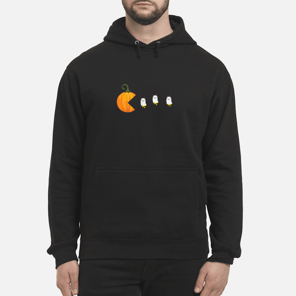 Halloween For Women Men Pumpkin Ghosts Boo Bees Shirt hoodie