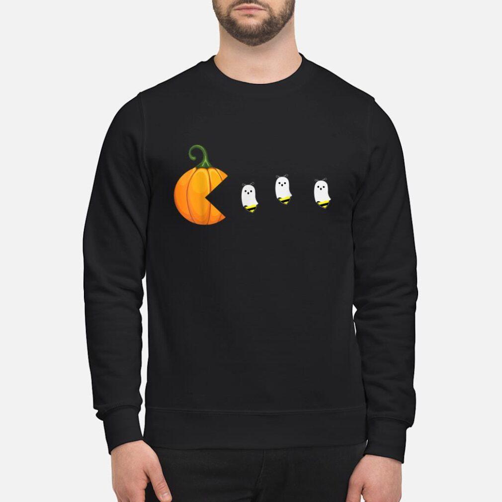 Halloween For Women Men Pumpkin Ghosts Boo Bees Shirt sweater