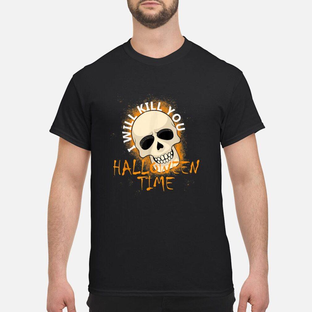 Halloween Samhain Costume Shirt