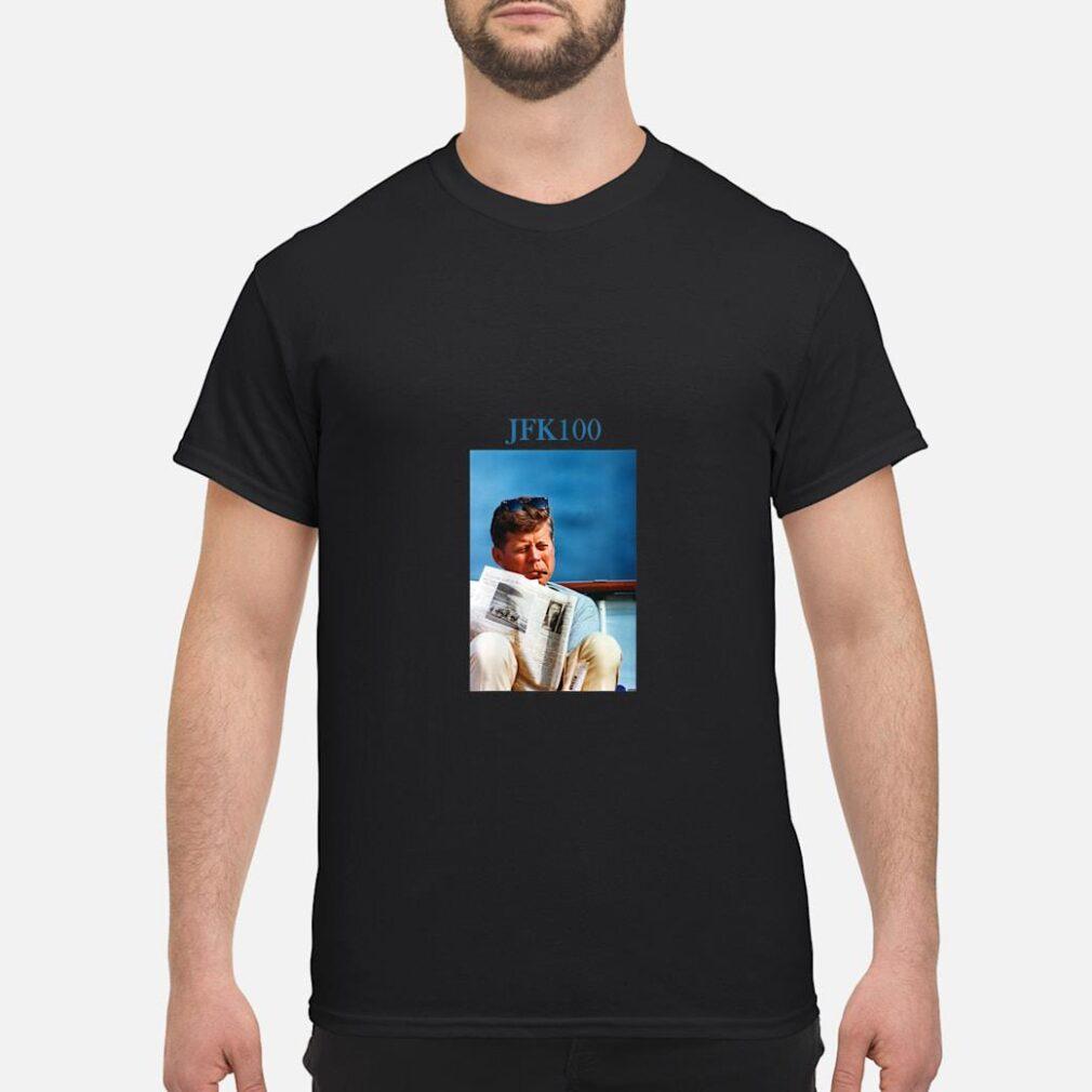 John F Kennedy Vintage JFK 100 Shirt