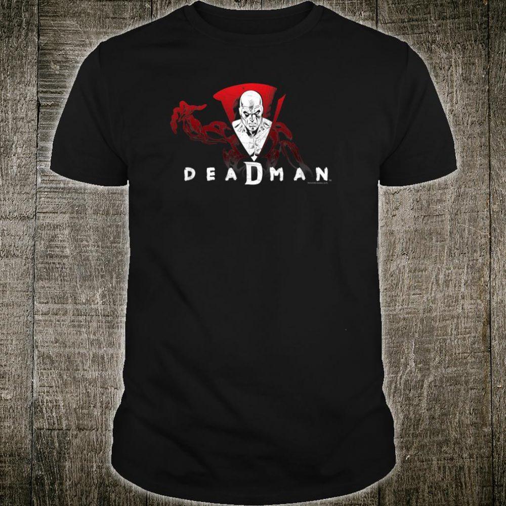 Justice League Deadman Shirt