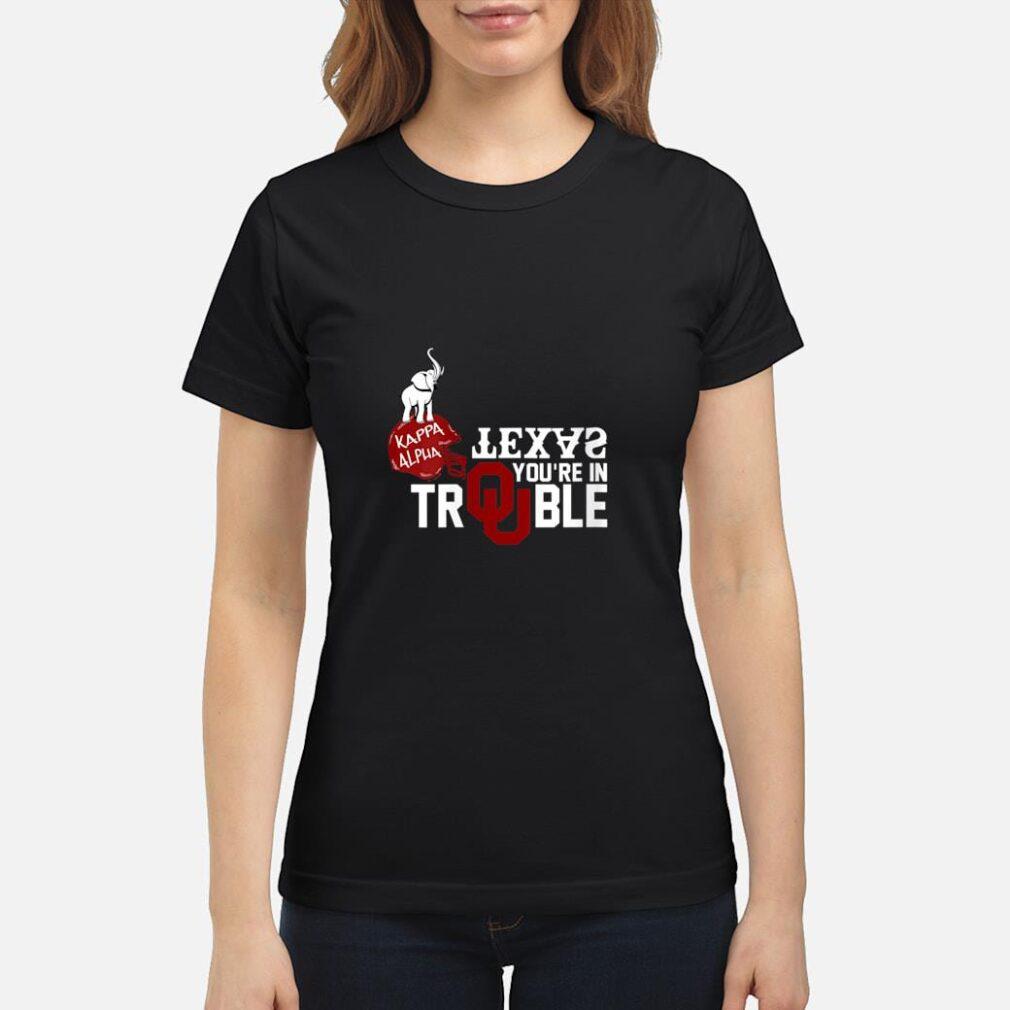 KA OUTX Shirt ladies tee