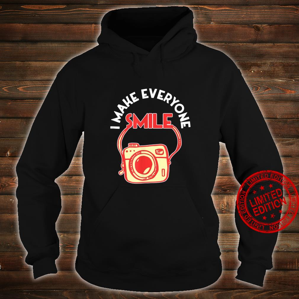 Photography Day Camera Photographer Shirt hoodie