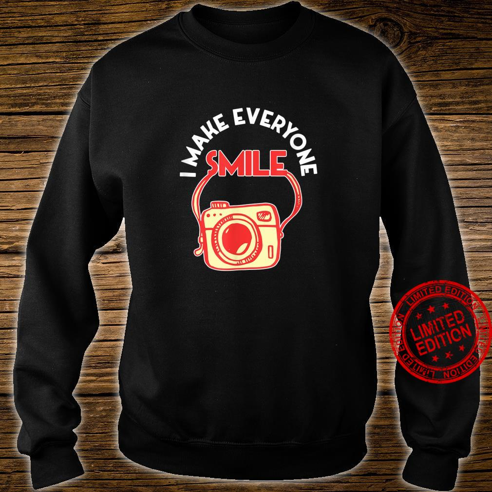 Photography Day Camera Photographer Shirt sweater