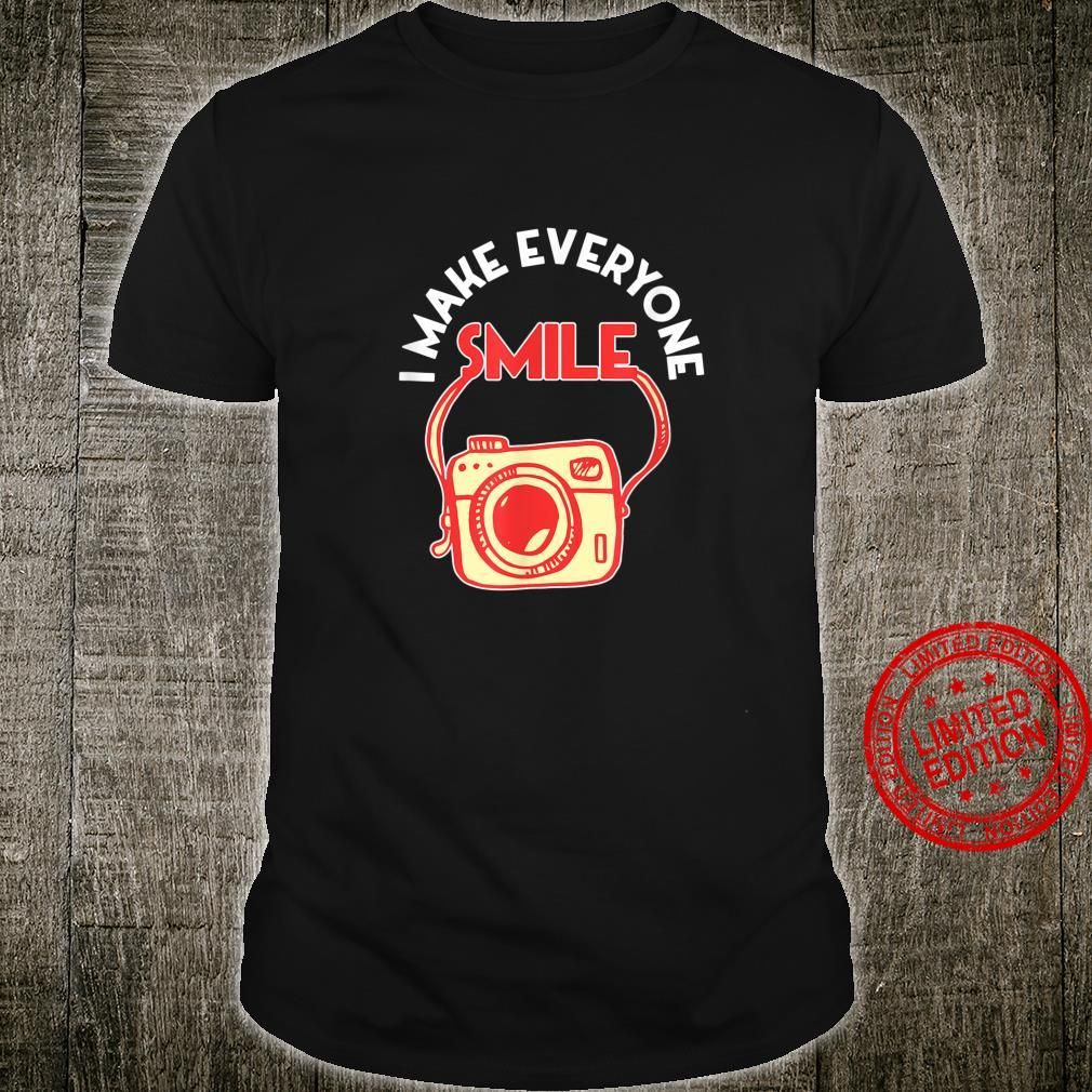 Photography Day Camera Photographer Shirt