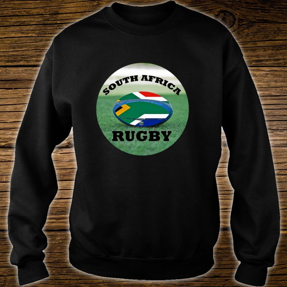South Africa Rugby Bokke Fan Shirt sweater