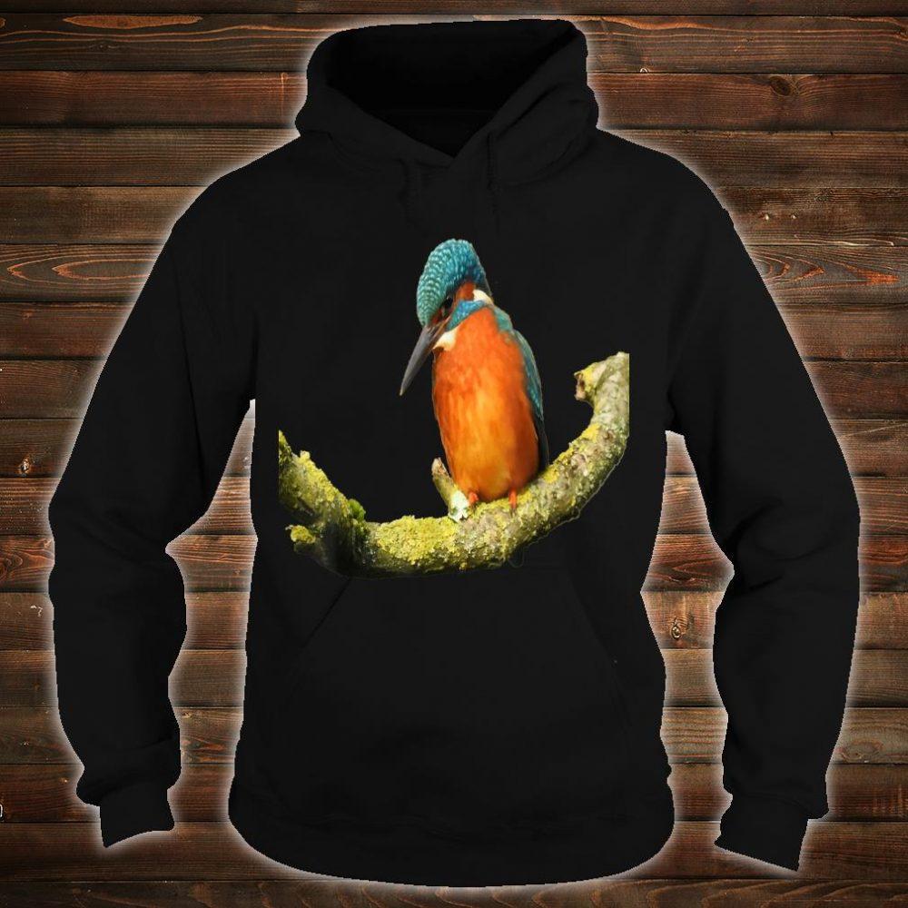 Stunning Kingfisher Vector Shirt hoodie