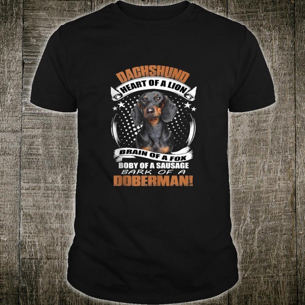 Super Dachshund Shirt