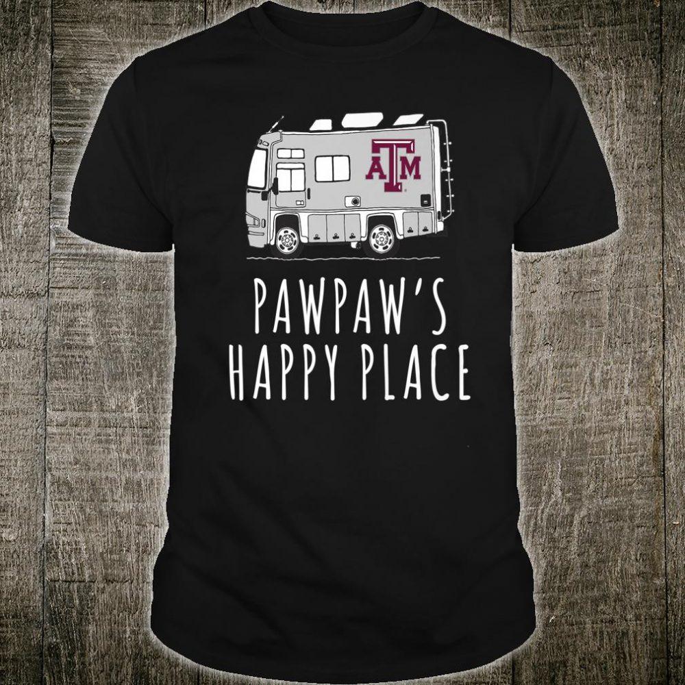 Texas A&M Aggies They Call Me Pawpaw Print Shirt