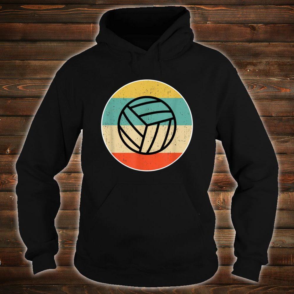 Volleyball Retro Shirt hoodie