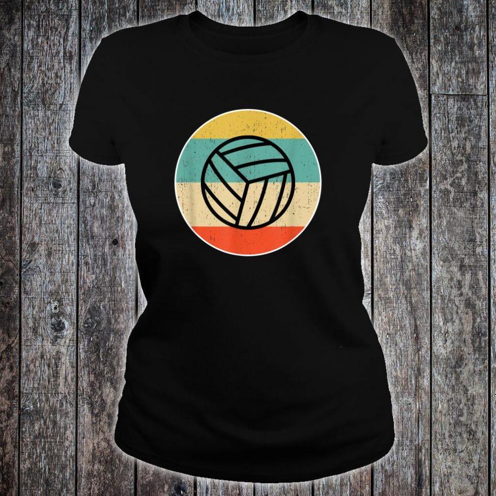 Volleyball Retro Shirt ladies tee
