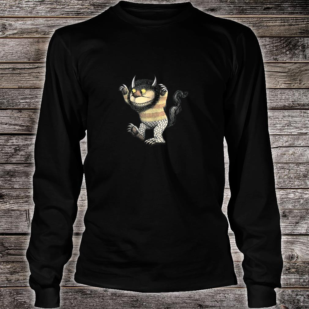 Where the Wild Things Are Carol Shirt long sleeved