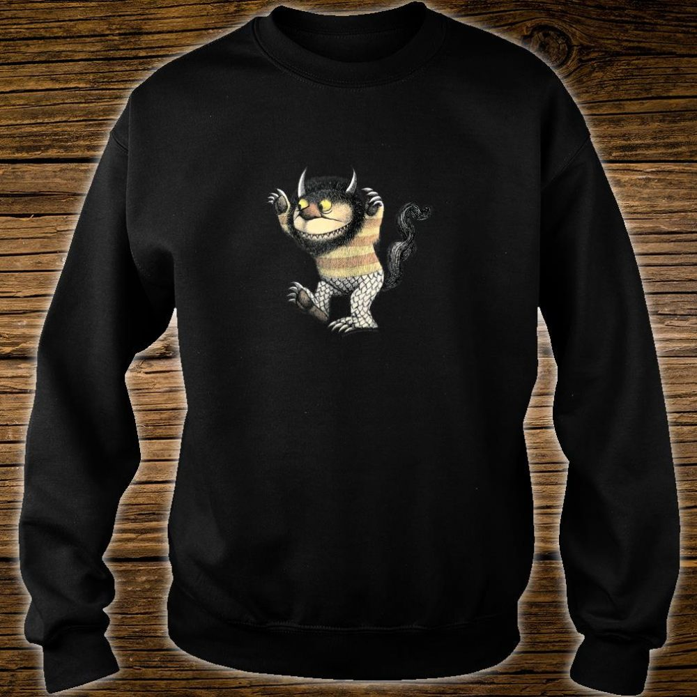 Where the Wild Things Are Carol Shirt sweater