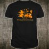 Witches With Hitches Camping Camper Halloween Custome Shirt