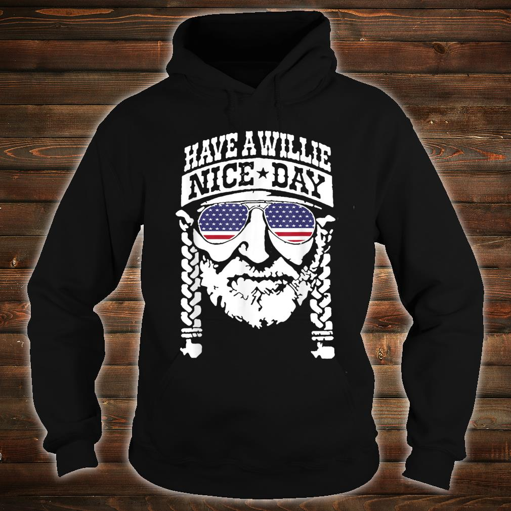 have a will.ie nice day Shirt Vintage summer shirt hoodie