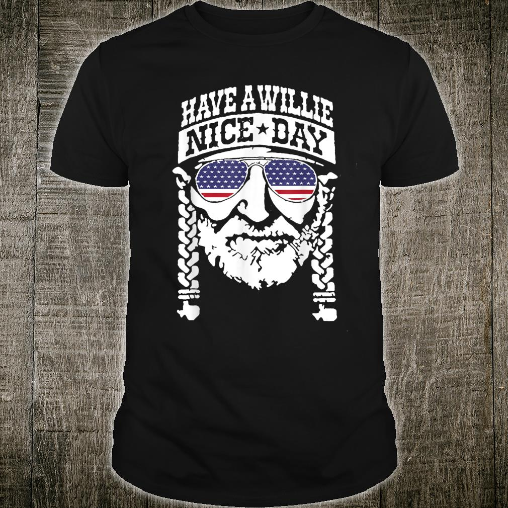 have a will.ie nice day Shirt Vintage summer shirt